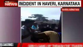 College girls gang up, thrash eve-teaser