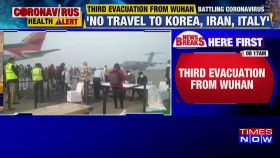 Covid-19 outbreak: 119 Indians, 5 foreigners from coronavirus-hit cruise ship land in Delhi