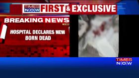 Delhi hospital declares newborn dead, family finds him alive before cremation