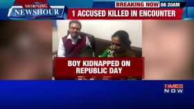 Delhi: Kidnapped schoolboy rescued after shootout