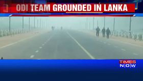Delhi smog: Angry Sri Lanka sports minister recalls ODI cricketers from airport