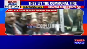 Delhi violence: NSA Doval meets residents, reviews security situation in north-east Delhi