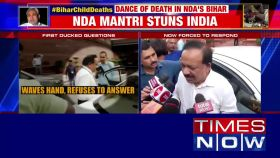 Encephalitis deaths: Govt to help in all possible manners, says Dr. Harsh Vardhan