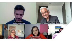 ET-Nasscom roundtable: Tech leaders on what India should do to get out of covid crisis