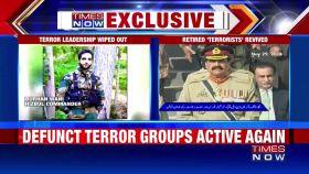 Exposed: Pakistan revives 'retired' terrorists