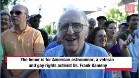 Frank Kameny: Google celebrates Pride Month with Doodle
