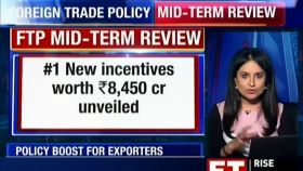 Government releases mid-term foreign trade policy review