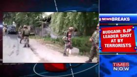 J&K: Another BJP leader shot at by terrorists in Budgam, shifted to hospital