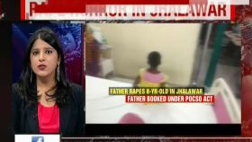 Jhalawar: Man arrested for raping 8-year-old daughter