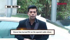 Karan Johar turns RJ on his special radio show