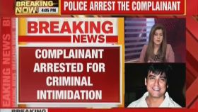 Karan Oberoi rape case: Complainant arrested for criminal intimidation
