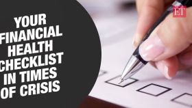 Lessons from covid-19: A financial health checklist to deal with crises