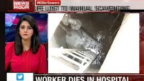 Man dies in Chennai while cleaning sewers