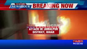 Maoists attack railway station in Bihar, 2 rail officials abducted