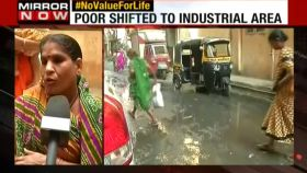 Mumbai: Huts razed, rehabilitated residents face health issues in industrial area