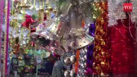 Mumbai markets deck up for Christmas festival