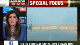 NGT raps Kejriwal govt for not filing action plan to curb severe air pollution in Delhi