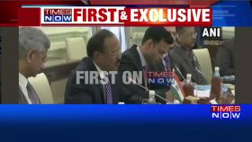 NSA Ajit Doval holds crucial border talks with China