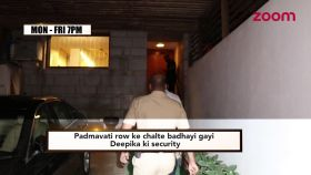 Padmavati row: Deepika Padukone avoids media interaction