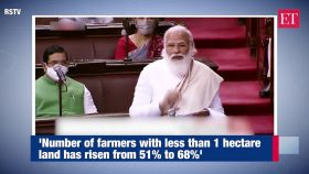 PM Modi defends new farm laws in Rajya Sabha address, quotes Manmohan Singh to question opposition 'U-turn'