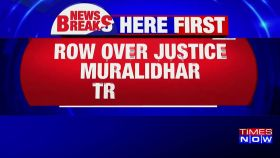 Priyanka, Rahul slam Centre over 'midnight transfer' of Justice Muralidhar