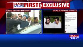 Rahul is the hope of India, says Robert Vadra