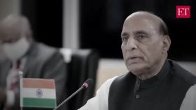 Rajnath Singh in RS: Disengagement plan with China along Pangong Tso in Eastern Ladakh chalked out, execution in process