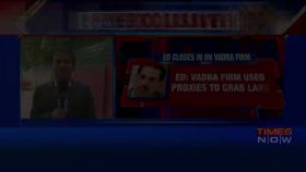 Robert Vadra in dock, ED arrests 2 men in Bikaner land scam