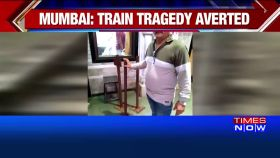 Rods found on railway track, major tragedy averted