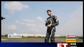 The Autocar Show: First Drive with TVS Apache RR 310