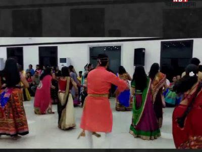 दिल्ली: कॉन्स्टिट्यूशन क्लब ने डांडिया रास गरबा महोत्सव 2018 किया आयोजित
