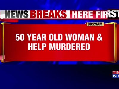 50-year-old fashion designer, domestic help found dead in Delhi's Vasant Kunj