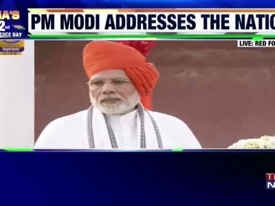 72nd Independence Day: India reaching new heights, says PM Narendra Modi