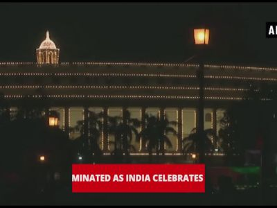 72nd Independence Day: Monuments across India light up for celebrations
