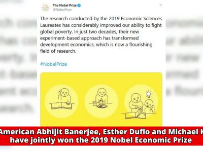 Abhijit Banerjee: All you need to know about Nobel laureate
