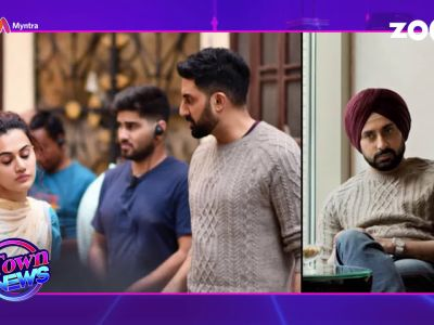 Abhishek Bachchan-Taapsee Pannu likely to team up for 'Life In A... Metro' sequel