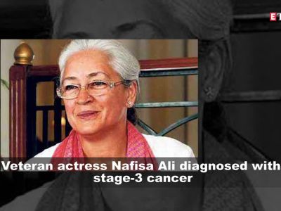 Actress Nafisa Ali diagnosed with satge-3 cancer