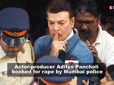 Aditya Pancholi booked for rape by Mumbai police