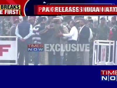 After 6 years in Pakistan jail, Indian national Hamid Ansari returns home