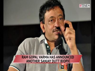 After Rajkumar Hirani's 'Sanju', Ram Gopal Varma announces 'real' Sanjay Dutt biopic