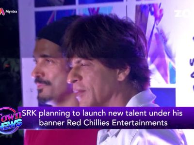 After Salman Khan, now Shah Rukh Khan to launch new talents