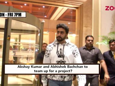 Akshay Kumar-Abhishek Bachchan to team up yet again?