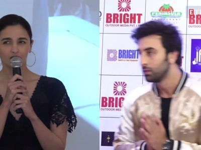 Alia Bhatt and Ranbir Kapoor enjoy romantic stay at a Mumbai hotel