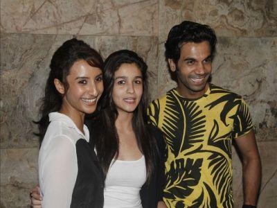 Alia Bhatt catches Citylights screening with family