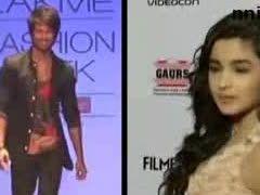 Alia bhatt to romance shahid in shaandar