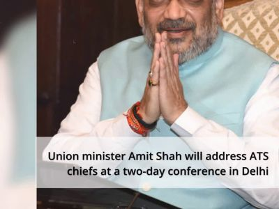 Amit Shah to address ATS chiefs during two-day conference in Delhi