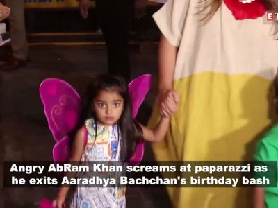 Angry AbRam Khan screams at paparazzi; Arjun Kapoor feels embarrassed as Karan Johar talks about his sex life before Janhvi Kapoor, and more