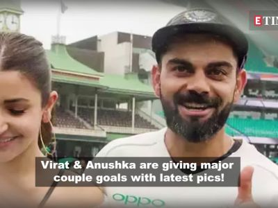 Anushka's day out with Virat amid cricket World Cup in London; Sanjay Dutt's daughter shares heartfelt note on boyfriend's sudden demise, and more…