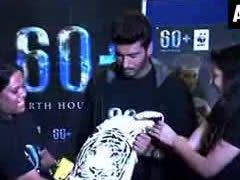 Arjun Kapoor becomes the ambassador of Earth Hour 2014