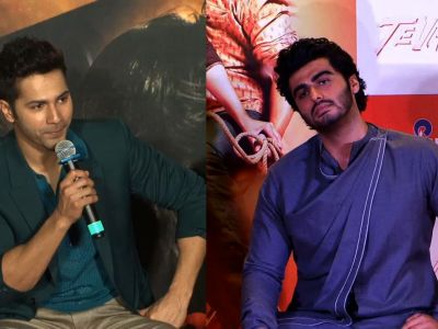 Arjun Kapoor vs Varun Dhawan | War of Words